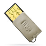 ��������� / Card Reader - U102 - 1 in 1 - Micro SD - Silver