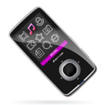 MP4-MP3 плеер Digma Insomnia2 mini - 8Gb FM - Black