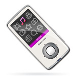 MP4-MP3 плеер Digma Insomnia2 mini - 8Gb FM - White
